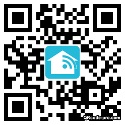 QR code with logo 1pZV0