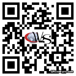 QR code with logo 1pZc0
