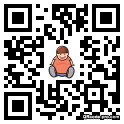 QR code with logo 1pbR0