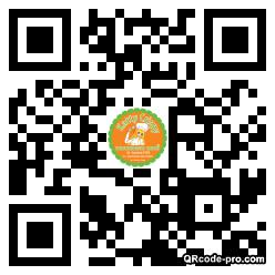 QR code with logo 1pfF0