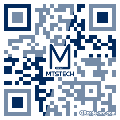 QR code with logo 1pfH0