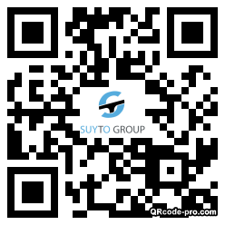 QR code with logo 1phw0