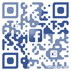 QR code with logo 1piS0