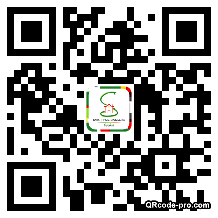 QR code with logo 1pjS0