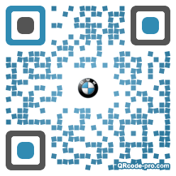 QR code with logo 1pkC0