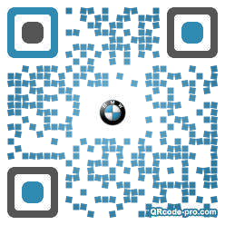 QR code with logo 1pkD0