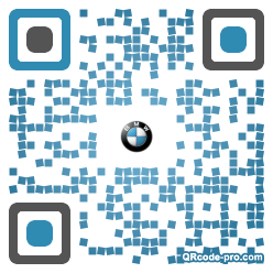 QR code with logo 1pkr0