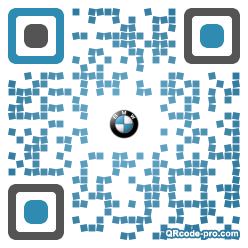 QR code with logo 1pks0