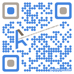 QR code with logo 1plo0