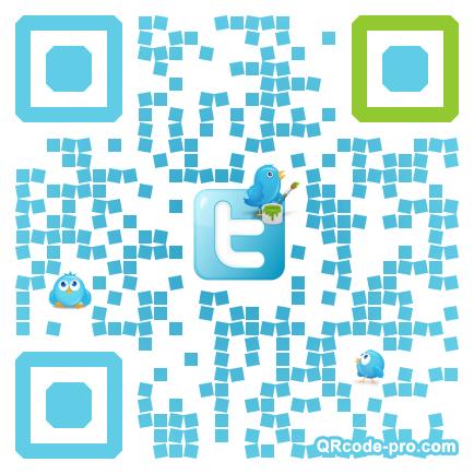 QR code with logo 1pmA0