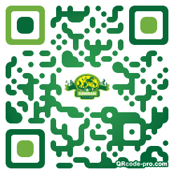 QR code with logo 1pmF0