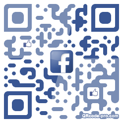 QR code with logo 1pqP0
