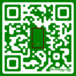 QR code with logo 1pqr0