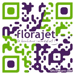 QR code with logo 1prm0