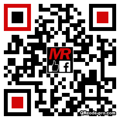 QR code with logo 1psY0