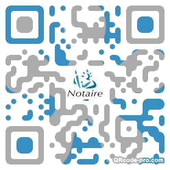 QR code with logo 1pve0