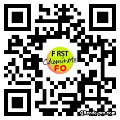 QR code with logo 1pwV0