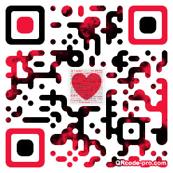 QR code with logo 1pwX0