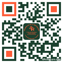 QR code with logo 1py30