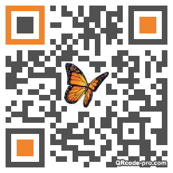 QR code with logo 1q0S0