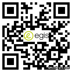 QR code with logo 1q0t0