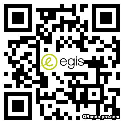 QR code with logo 1q0y0