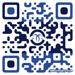 QR code with logo 1q1s0