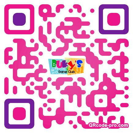 QR code with logo 1q1v0