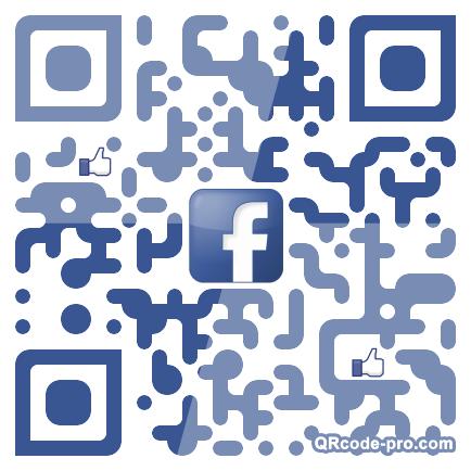 QR code with logo 1q1x0