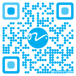 QR code with logo 1q200