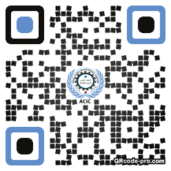 QR code with logo 1q2T0