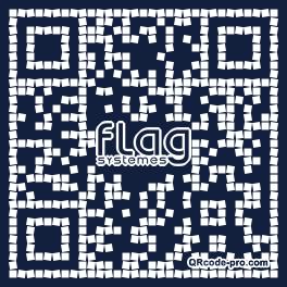 QR code with logo 1q3V0