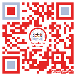 QR code with logo 1q6g0