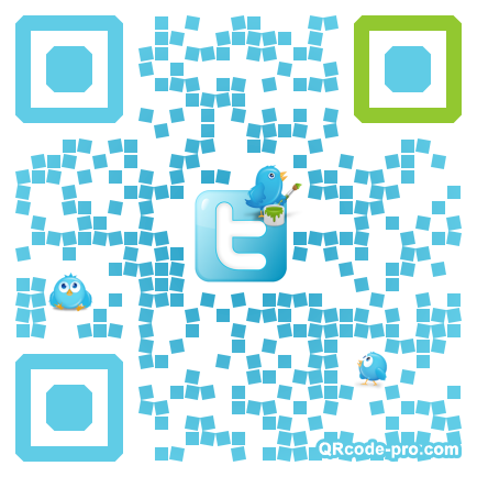 QR code with logo 1qBR0