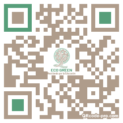 QR code with logo 1qBa0