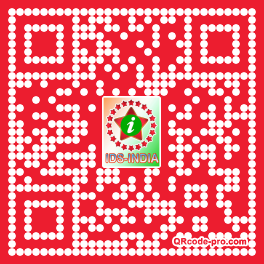 QR code with logo 1qCa0