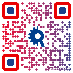 QR code with logo 1qDJ0