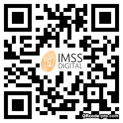QR code with logo 1qGZ0