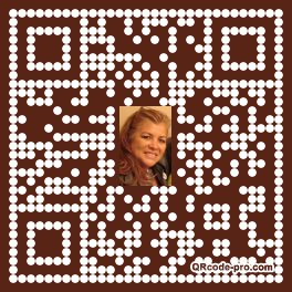 QR code with logo 1qH00