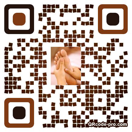 QR code with logo 1qHd0