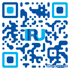 QR code with logo 1qJ00