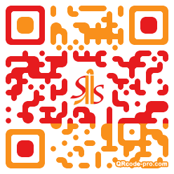 QR code with logo 1qJa0