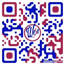 QR code with logo 1qKP0