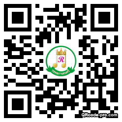 QR code with logo 1qM60