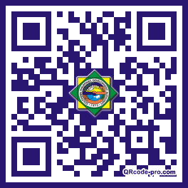 QR code with logo 1qN50