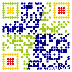 QR code with logo 1qNS0
