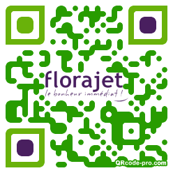 QR code with logo 1qRN0