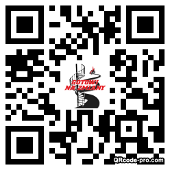 QR code with logo 1qRS0