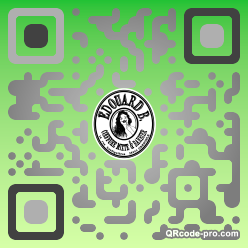 QR code with logo 1qRZ0
