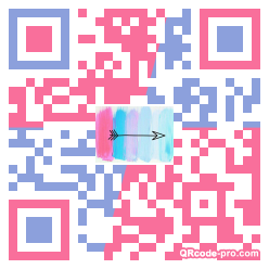 QR code with logo 1qRc0